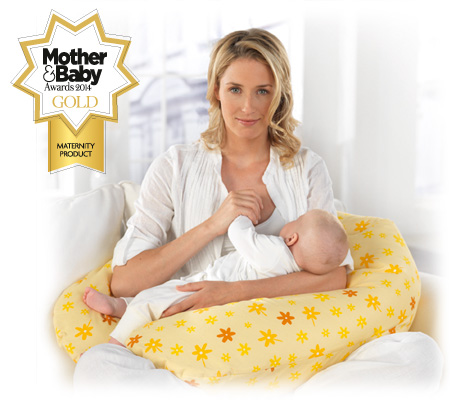 The Original Theraline Maternity and Nursing Pillow